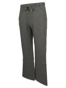 Pantalone tuta lungo sport tempo libero uomo in felpa KEY-UP articolo 2F102