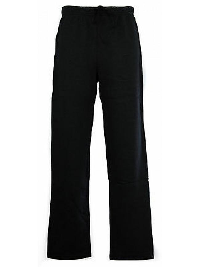 Pantalone tuta uomo felpa pants EFFEPI art. 211740 taglia XXXL colore ANTRACITE