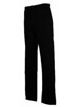 Pantalone tuta uomo felpa pants EFFEPI art. 211740 taglia XXXL colore NERO BLACK