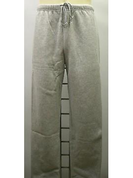 Pantalone tuta uomo felpa pants man EFFEPI art.211740 T.XXL col.grigio mel grey