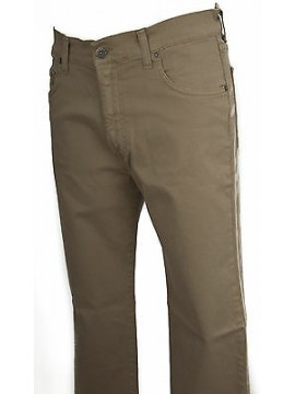 Pantalone uomo cotone Italy HOLIDAY art.3141 PANAMA taglia 38/52 col.142