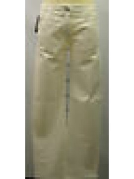 Pantalone velluto donna velvet pants ARMANI JEANS a.C5P40CT T.30/44 avorio ivory