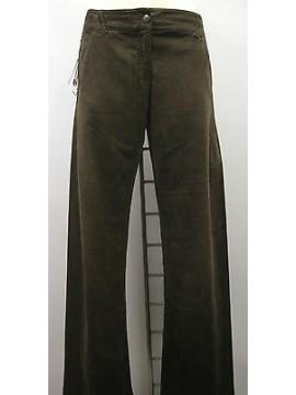 Pantalone velluto donna velvet pants ARMANI JEANS a.C5P40CT T.30/44 c.B7 castoro