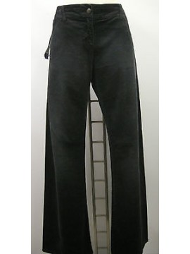 Pantalone velluto donna velvet pants ARMANI JEANS a.C5P40CT T.32/46 nero black