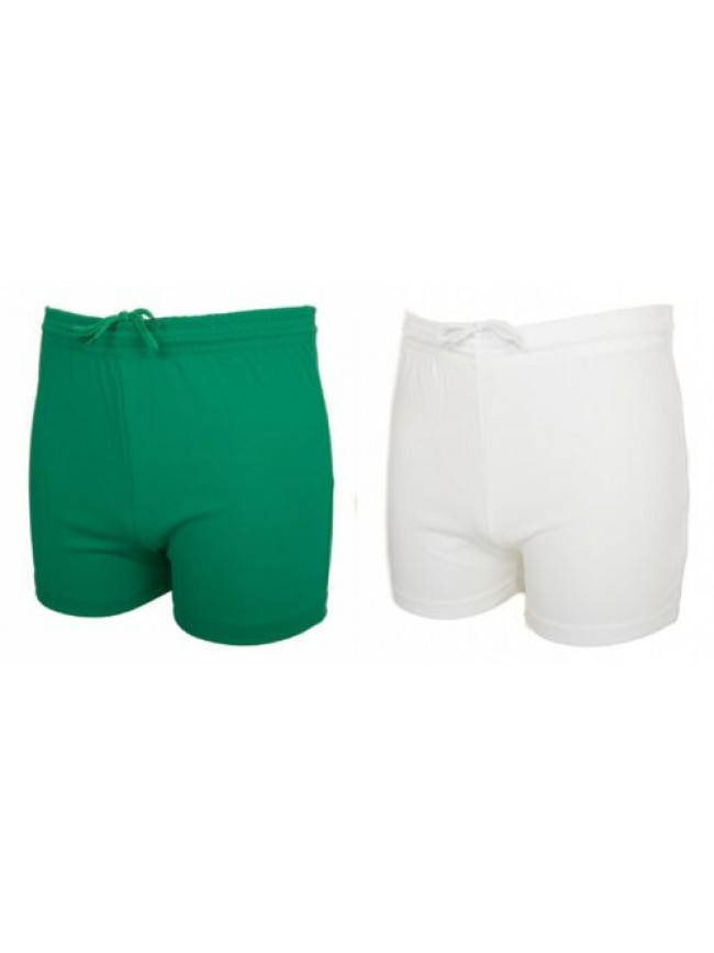 Pantaloni corti pantaloncini junior ragazzo sport GIMER articolo 3/103 PANTALONC