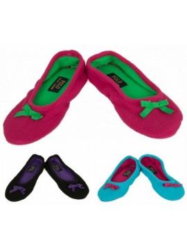 Pantofola ciabatta babbuccia ballerina casa donna homewear POLO RALPH LAUREN art