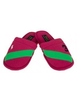 Pantofola ciabatta babbuccia casa donna homewear POLO RALPH LAUREN articolo RUGB
