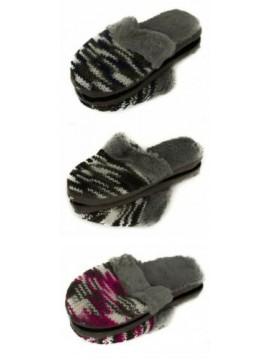Pantofola ciabatta casa donna antiscivolo CIOCCA articolo 765/2A