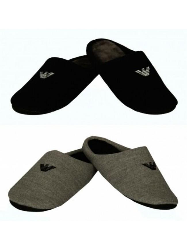 Pantofola ciabatte casa donna ciabatte homewear EMPORIO ARMANI articolo XJPW01 X