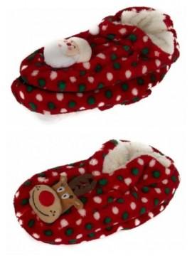 Pantofola stivaletto casa donna antiscivolo calzino CIOCCA articolo 747/2A