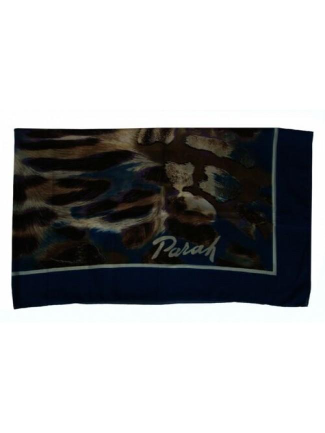 Pareo foulard mare spiaggia donna beachwear PARAH articolo B824 9999 Made in Ita