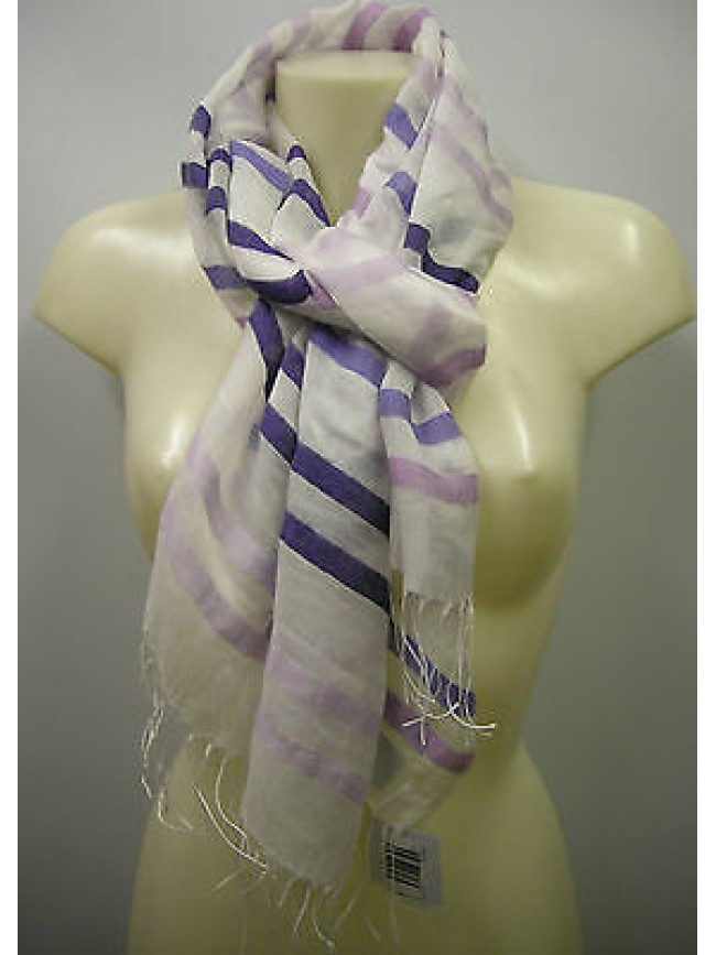 Pashmina sciarpa scarf modal SWEET YEARS art.L1461 colore 2 glicine Italy
