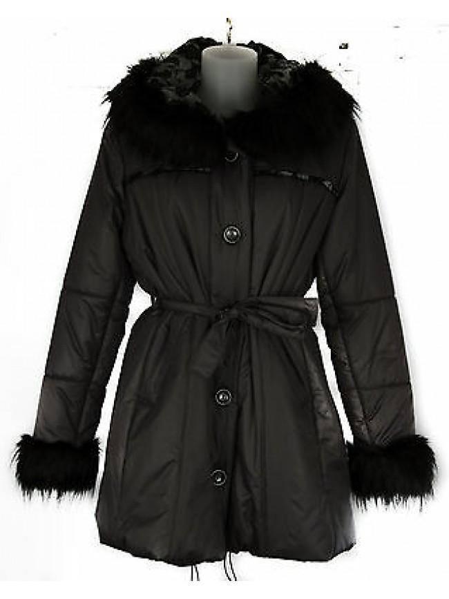 low priced 4ec9f 5d837 Piumino giaccone cappotto donna WWOMAN art. DAFNE taglia XL ...