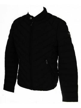 Piumino giubbotto uomo jacket GUESS art.M53L05 taglia XL colore 996 NERO BLACK