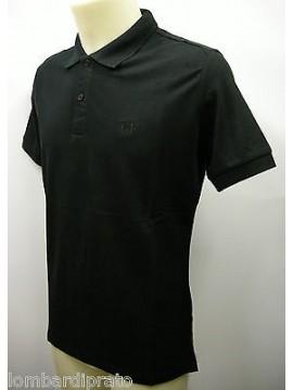 Polo t-shirt maglietta uomo GIANFRANCO FERRE' a.PLO34011 T.52 col.002 nero black