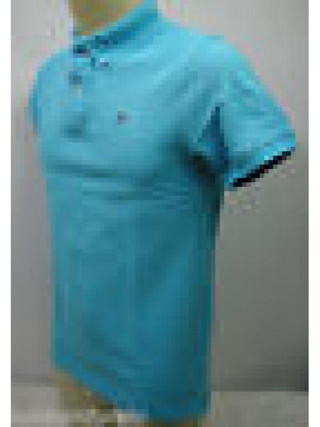 Polo t-shirt maglietta uomo TOMMY HILFIGER a.2S87902257 T.XXL c.429 river blue