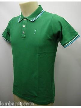 Polo t-shirt maglietta uomo sweater man FERRANTE a.I35601 T.46 c.045 verde green