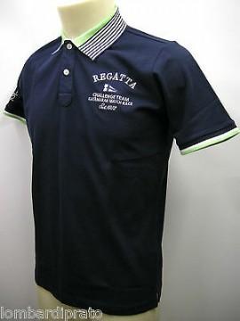 Polo t-shirt maglietta uomo sweater man FERRANTE art.I31612 T.46 col.008 blu