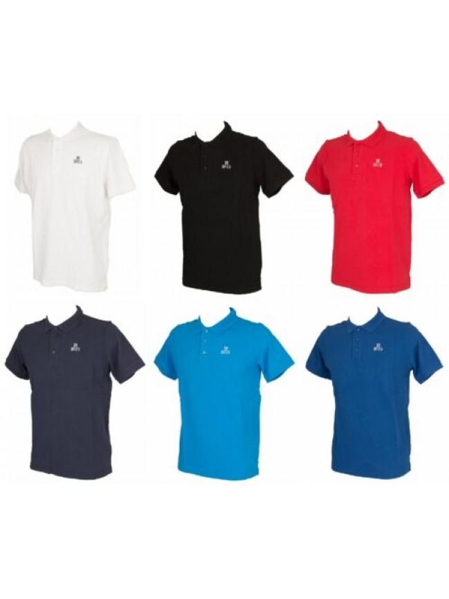 Polo t-shirt uomo maglietta manica corta cotone DATCH articolo BU0008