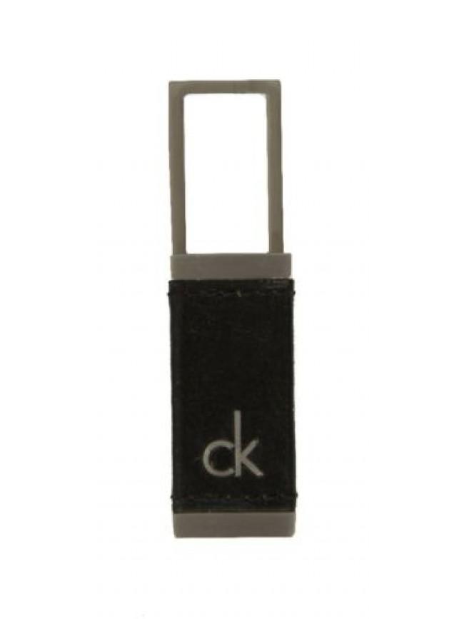 Portachiavi in pelle e metallo CK CALVIN KLEIN JEANS articolo K50K500898 STANDAL