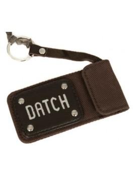 Portachiavi in tessuto con tasca DATCH articolo GDG_DTCH02