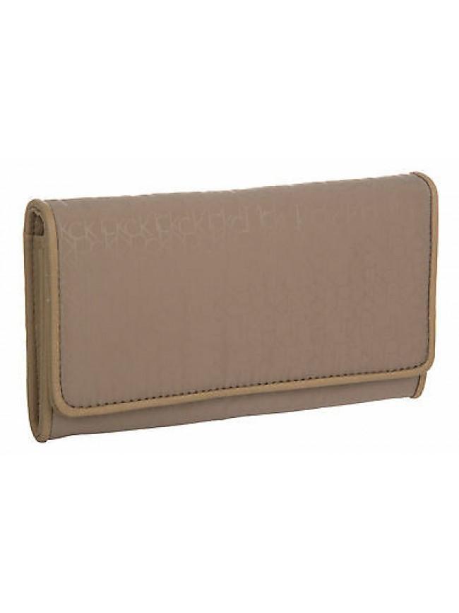 Portafoglio donna wallet CK CALVIN KLEIN art.KRA105 col.0E9 CORDA