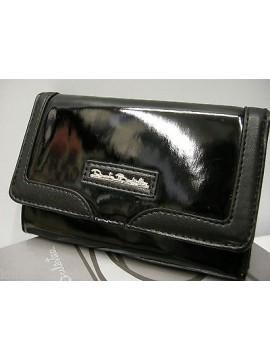 Portafoglio donna wallet woman RENATO BALESTRA art.1527 topim col.nero black