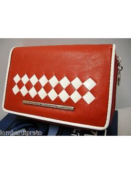 Portafoglio donna wallet woman RENATO BALESTRA art.2347 CROBA col.rosso red