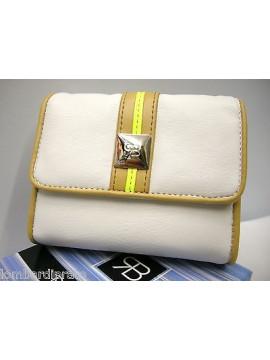 Portafoglio donna wallet woman RENATO BALESTRA art.2347B col.bianco white