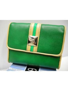 Portafoglio donna wallet woman RENATO BALESTRA art.2347B col.verde green