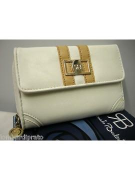 Portafoglio donna wallet woman RENATO BALESTRA art.2351 GRAQ col.bianco white