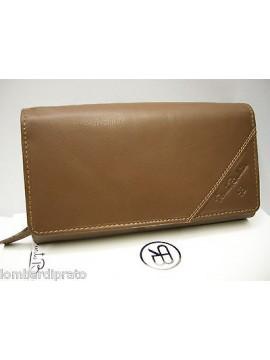 Portafoglio donna wallet woman RENATO BALESTRA art.683 col.taupe