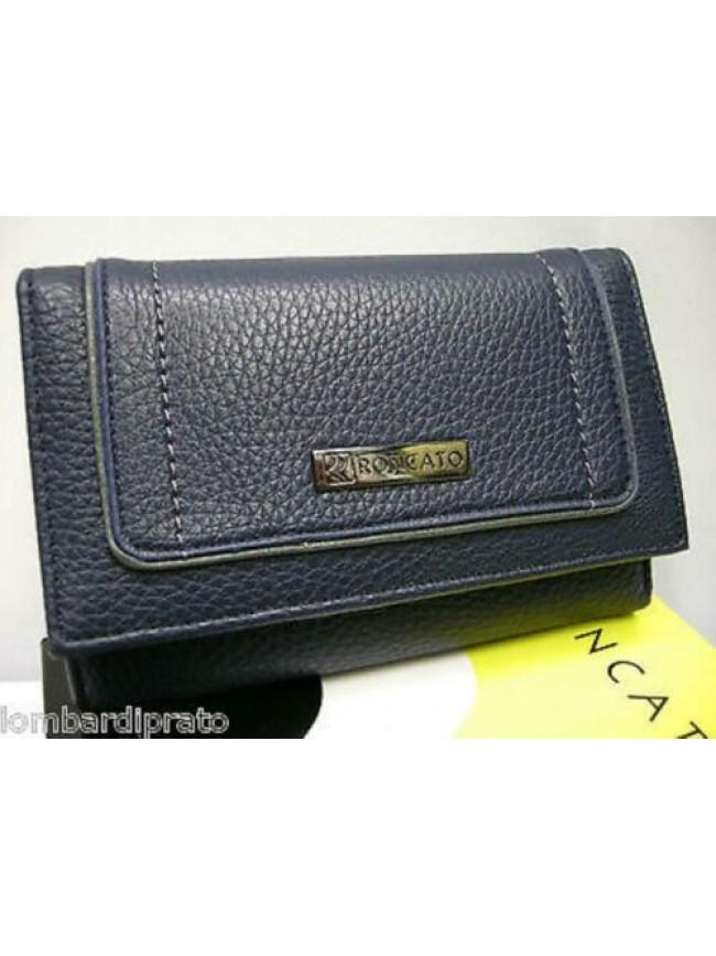 Portafoglio donna wallet woman RONCATO art.1527 galaz col.blu
