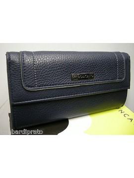 Portafoglio donna wallet woman RONCATO art.735 galaz col.blu