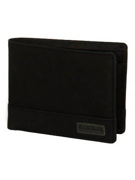 Portafoglio pelle uomo wallet NAPAPIJRI art. 4DNN7H02 colore 041 NERO BLACK