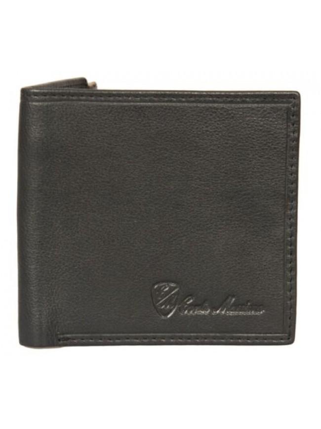 Portafoglio piccolo con portamonete pelle CONTE MASSIMO articolo 7707