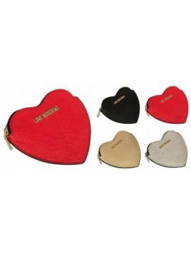 Portafoglio portamonete donna LOVE MOSCHINO articolo JC5555PP06LQ PORTAFOGLI PU
