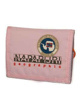 Portafoglio unisex wallet NAPAPIJRI north cape a. 4BNN3Z07 col. P08 CRYSTAL PINK