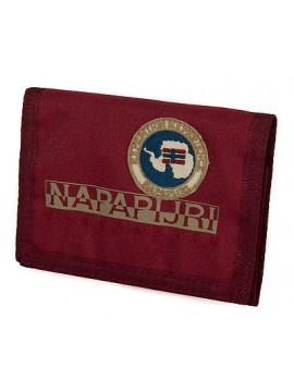 Portafoglio unisex wallet NAPAPIJRI north cape a. 4BNN3Z07 col. R83 HUCKLEBERRY