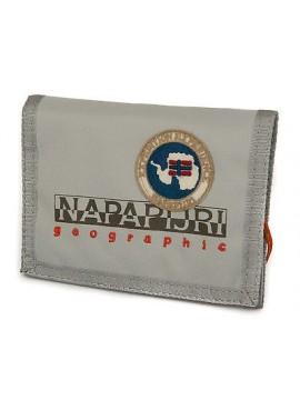 Portafoglio unisex wallet NAPAPIJRI north cape a. 4BNN3Z07 colore N51 PARCHMENT