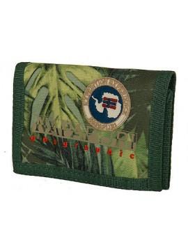 Portafoglio unisex wallet NAPAPIJRI north cape art. 4BNN3Z07 colore F17 GREEN