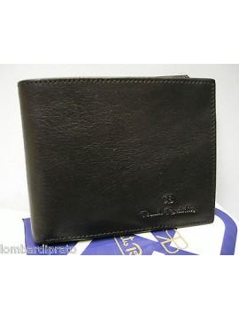 Portafoglio uomo pelle leather wallet RENATO BALESTRA art.22403 col.nero black