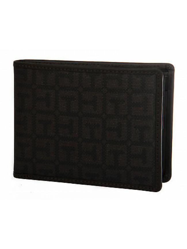 Portafoglio uomo pelle wallet TOMMY HILFIGER a. AM0AM00871 colore 910 ASPHALT