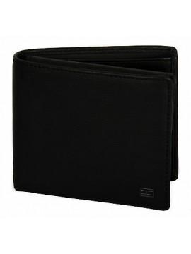 Portafoglio uomo pelle wallet TOMMY HILFIGER art. AM0AM00295 colore 910 NERO