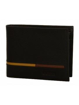 Portafoglio uomo wallet GUESS art. SM3012 LEA20 cm 12x9,5 col. BRM MARRONE BROWN