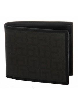 Portafoglio uomo wallet TOMMY HILFIGER art. AM0AM00621 colore 910 NERO