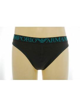 RVJT EMPORIO ARMANI 111215 4P540 T.S c. 04543 CARBONE Perizoma slip uomo thong