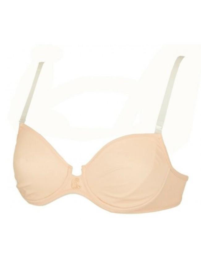 Reggiseno light donna ferretto spalline trasparenti underwear CHRISTIES articolo