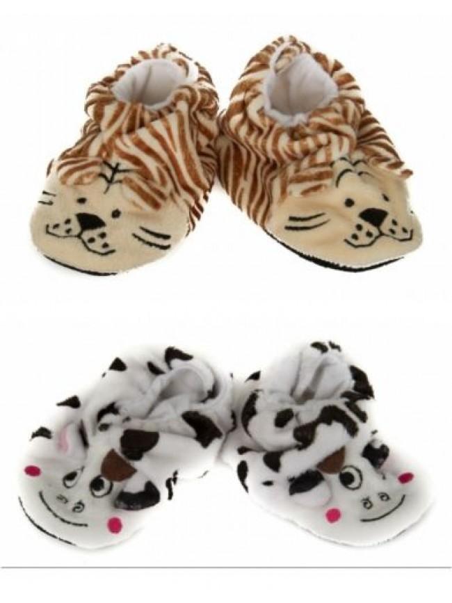 SG Babbucce pantofole casa baby neonato/neonata antiscivolo CIOCCA articolo 3/50