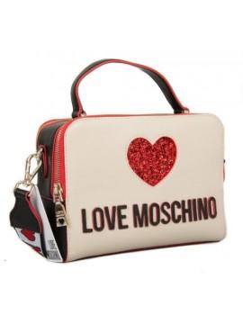 SG Borsa borsetta donna a mano con tracolla LOVE MOSCHINO articolo JC4117PP17L3